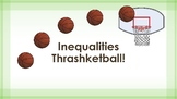 Trashketball Review: Solving & Graphing Inequalities in One Variable