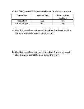 Trashketball math review