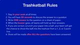 Trashketball sports quiz
