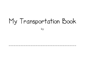 Trasportation Book
