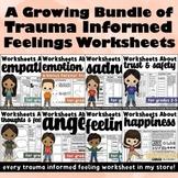 Trauma Informed Feelings Workbook