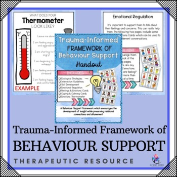 Trauma-Informed Framework of Behaviour Support Strategies