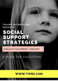 Trauma Informed Social Support Planners: Templates and Checklists