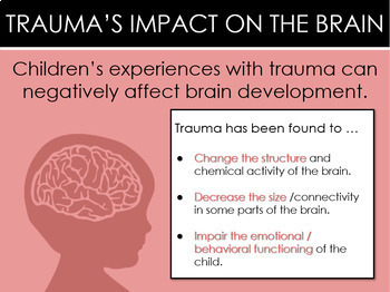 Trauma Sensitive Schools: The Impact of Trauma on the Brain