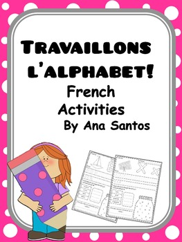 Travaillons l'alphabet!