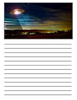 Travaux d'écriture : L'espace
