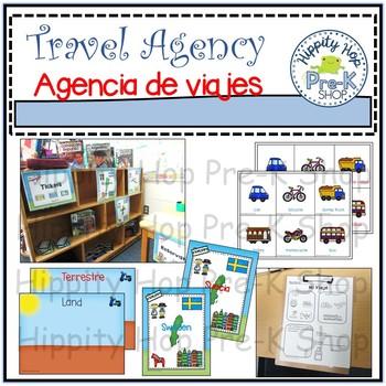 Travel Agency  Agencia de viajes