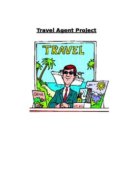 Travel Agent Project: Researching and Selling a Trip