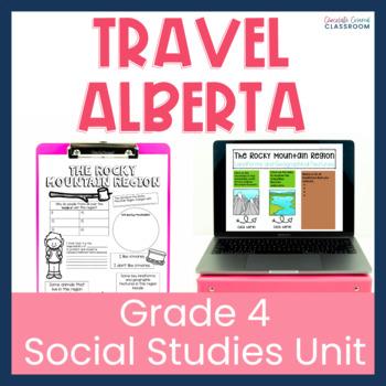 Travel Alberta - An Engaging Social Studies Unit