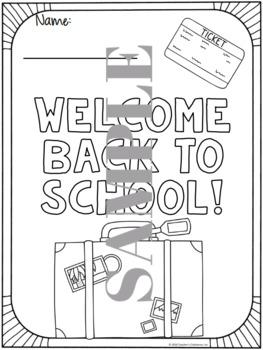 Travel Back to School Book (Intermediate Edition)
