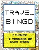Free Travel Bingo!