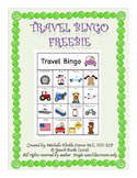 Travel Bingo Freebie