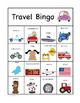 Travel Bingo Freebie