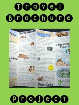 Travel Brochure Project