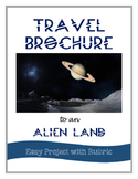 Astronomy Lesson: Travel Brochure to an Alien Land