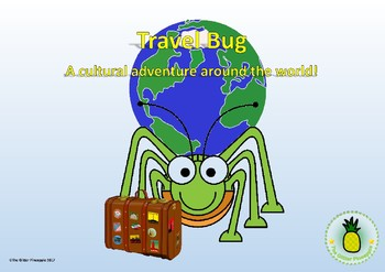 Travel Bug Board Game