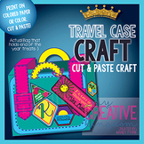 Travel Case End of the Year Craftivity
