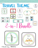 Travel Class Bundle 8 in 1