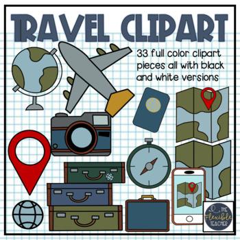 Adventure Travel Clipart | Clipart Panda - Free Clipart Images