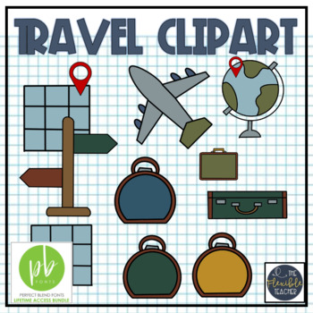 Travel Clipart hand drawn illustrations digital download | Etsy | Travel  clipart, How to draw hands, Travel doodles