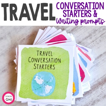 Travel Conversation Starters