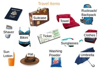 Travel:  English Class for Foreign Students