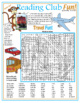 Travel Fun Word Search Puzzle