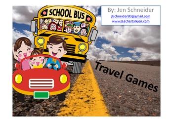 Travel Games