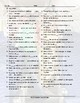 Travel Items and Modes Translating Spanish Worksheet