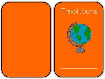 Travel Journal Diary - Travel Ellis Island Christmas Around the World - 5 Colors
