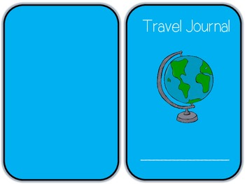 Travel Journal Diary - Travel Ellis Island Christmas Around the World - 5 Colors