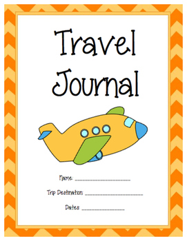 Travel Journal / Family Vacation