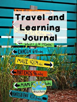 Travel & Learning Journal
