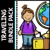 Travel - Life Skills - Planning a Dream Vacation - Special Education - BUNDLE
