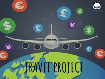 Travel Project (PowerPoint)