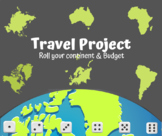 Travel Project (Roll and Plan Your Trip)
