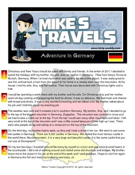 Travel Story Germany