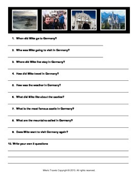 Travel Story Germany