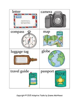 Travel Tasks