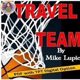 Travel Team by Mike Lupica: A Novel Study by Jean Martin