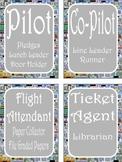 Travel Theme Class Jobs
