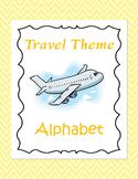 Travel Theme Classroom Alphabet