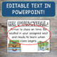 Travel-Themed Classroom Rules + Expectations