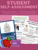 Travel-Themed Student Self Assessment (Passport)