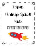 Travel Through Space Math Challenge