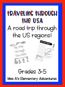 Travel Through the USA- A Road Trip Through US Regions
