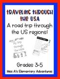 Travel Through the USA- A Road Trip Through US Regions