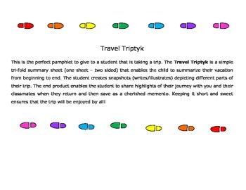 Travel Triptyk