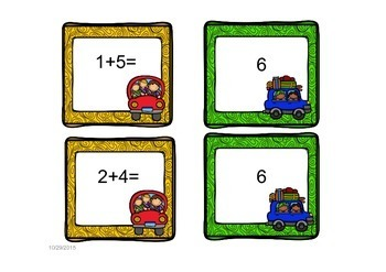Travel Unit (Literacy and Math Activities)