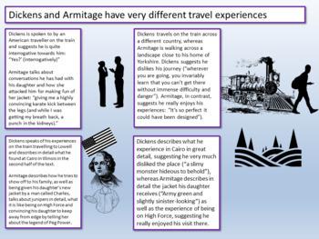 Travel Writing AQA Paper 2